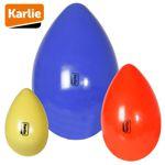 Karlie Funny Eggy - Treibei für Hunde - Spielei - Treibball - Hundespielzeug