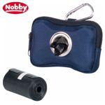 Nobby Kotbeutelspender HARDY - blau - Hunde Kotbeutel Tasche Kottüten Spender