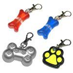 Nobby LED Leuchtanhänger Hund - Blinkanhänger LEDs Sicherheit leuchtend Anhänger