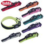 Nobby Halsband MESH PRENO XS/XS-S/S-M/M-L/L-XL alle Farben - Nylon Hundehalsband
