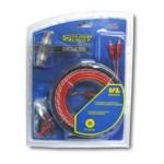 Sound Quest Anschluss-Set - Kabel für Endstufe/Verstärker - AGU - 8ga - 10mm²