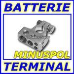 Sound Quest Batterie-Terminal - Anschlussklemme - MINUS