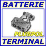Sound Quest Batterie-Terminal - Anschlussklemme - PLUS