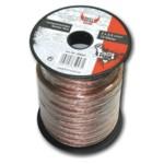 BULL AUDIO Lautsprecherkabel 2x 2,5 mm² - 10 m Lautsprecher Kabel Litze