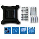 AIV Wandhalterung/Halter für TFT/Plasma/LCD/LED Bildschirme - 10-24 Zoll / 15 kg
