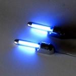 NEON Innenraum-Leuchten - blau - Leuchte Lampe Spot Leuchtstab Einstiegsleuchte
