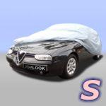Auto-Ganzgarage - Größe S - 406x165x119cm - Vollgarage - Schutzgarage - Garage