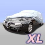 Auto-Ganzgarage - Größe XL - 533x177x119cm - Vollgarage - Schutzgarage - Garage