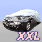 Auto-Ganzgarage - Größe XXL - 571x203x119cm - Vollgarage - Schutzgarage - Garage