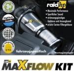 raid hp MAXFLOW Kit - Sportluftfilter für Alfa Romeo 147 1.6 / 2.0 16V TS (937)