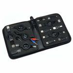 13-teiliges Set für PC+Notebook - USB/Netzwerk/RJ11/RJ45/Firewire/Adapter/Kabel
