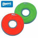 Chuckit! Zipflight - Apportierspielzeug Hundespielzeug Frisbee Wurfscheibe Flyer