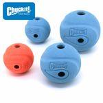 Chuckit! The Whistler Ball - Apportierspielzeug Hundespielzeug Snackball pfeift