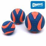Chuckit! Ultra Squeaker Ball - Apportierspielzeug Hundespielzeug mit Quietschie