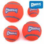 Chuckit! Tennis Ball - Apportierspielzeug Hundespielzeug 2er/4er Set  Tennisball