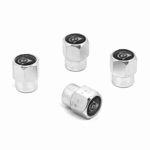 Dunlop Ventilkappen - ESTORIL - Ventil Kappen Set - Reifenventilkappen
