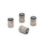 Dunlop Ventilkappen - HOCKENHEIM - Ventil Kappen Set - Reifenventilkappen