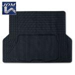 JOM universal Gummi-Kofferraummatte - 140 x 108 cm - schwarz - zuschneidbar