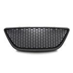 Sportgrill - für Seat Ibiza 6J (08-12) - Clean Look - Frontgrill Grill - schwarz