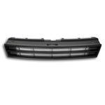 Sportgrill - für VW Polo 6R (09-14) - Clean Look - Frontgrill Grill - schwarz