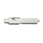 JOM Schlüsselrohling für Audi, Seat + VW - Rohling Ersatzschlüssel Schlüssel