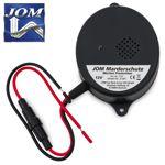 JOM Ultraschall-Marderabwehr-Gerät 12V Kfz Marderschutz Marderschreck Marderstop