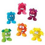 Karlie Hundespielzeug THE CREEPIES - Latex Figur - Spiel für Hund - quitscht