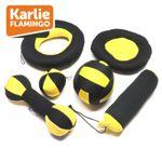 Karlie Wasserspielzeug NEOPREN AQUA - Schwimmspiel Apportierspiel Hundespielzeug
