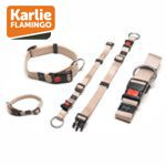 Karlie ART SPORTIV PLUS Halsband - beige - Nylon Soft Hundehalsband