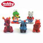 Nobby Latex Hundespielzeug - Tierfigur - Spielfigur für Hund - quitscht