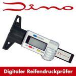 Dino Profiltiefenmesser digital - Reifenprofilmesser Reifen-Profil Profilmesser