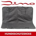 Dino Kfz Hundedecke - teilbar - Schutzdecke Schondecke - Schutz für Auto + Sitze
