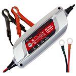 Dino KRAFTPAKET Batterieladegerät 12V 5A - Kfz Pkw Motorrad Batterie Ladegerät