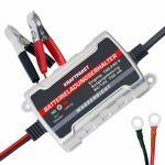 Dino KRAFTPAKET Erhaltungsladegerät 6V/12V - Kfz Pkw Batterie Ladegerät Trainer