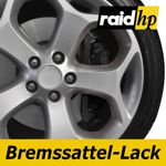 raid hp Bremssattellack schwarz - 6-teiliges-Set Bremsscheibe Bremstrommel Lack