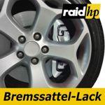 raid hp Bremssattellack silber - 6-teiliges-Set Bremsscheibe Bremstrommel Lack