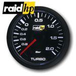 raid hp SPORT - Turbodruck/Turbo-Druck/Ladedruck-Anzeige - Instrument
