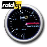 raid hp NIGHT FLIGHT BLUE - Unterdruck/Vakuum/Econ/Vacuum Anzeige - Instrument