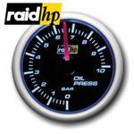 raid hp NIGHT FLIGHT BLUE - Öl/Druck/Öldruck-Anzeige - Instrument