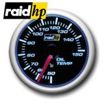 raid hp NIGHT FLIGHT BLUE - Öl/Temperatur/Öltemperatur-Anzeige - Instrument