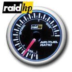 raid hp NIGHT FLIGHT BLUE - Benzin-/Luftgemisch/Lambda-Anzeige - Instrument