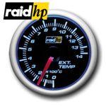 raid hp NIGHT FLIGHT BLUE - Auspuff/Abgastemperatur-Anzeige - Instrument