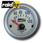 raid hp SILVER - Kühlwasser/Temperatur/Wassertemperatur-Anzeige - Instrument