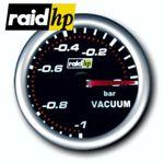 raid hp NIGHT FLIGHT - Unterdruck/Vakuum/Econ/Vacuum Anzeige - Instrument
