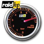 raid hp NIGHT FLIGHT RED - Öl/Druck/Öldruck-Anzeige - Instrument