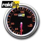 raid hp NIGHT FLIGHT RED - Öl/Temperatur/Öltemperatur-Anzeige - Instrument