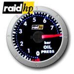 raid hp NIGHT FLIGHT CHRONO - Öl/Druck/Öldruck-Anzeige - Instrument