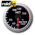 raid hp NIGHT FLIGHT CHRONO - Kühlwasser/Wassertemperatur-Anzeige - Instrument