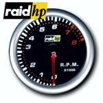 raid hp NIGHT FLIGHT - Drehzahlmesser - 3/4/6-Zylinder - Drehzahl - Instrument