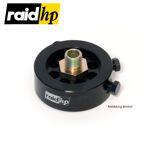 raid hp Ölfilter-Adapter-Flansch M20 x 1.5 - Öldruck-Geber/Öltemperatur-Fühler